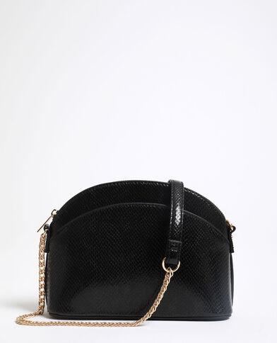 The Small handtas zwart