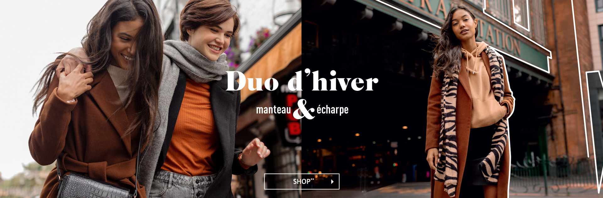 Duo d'hiver