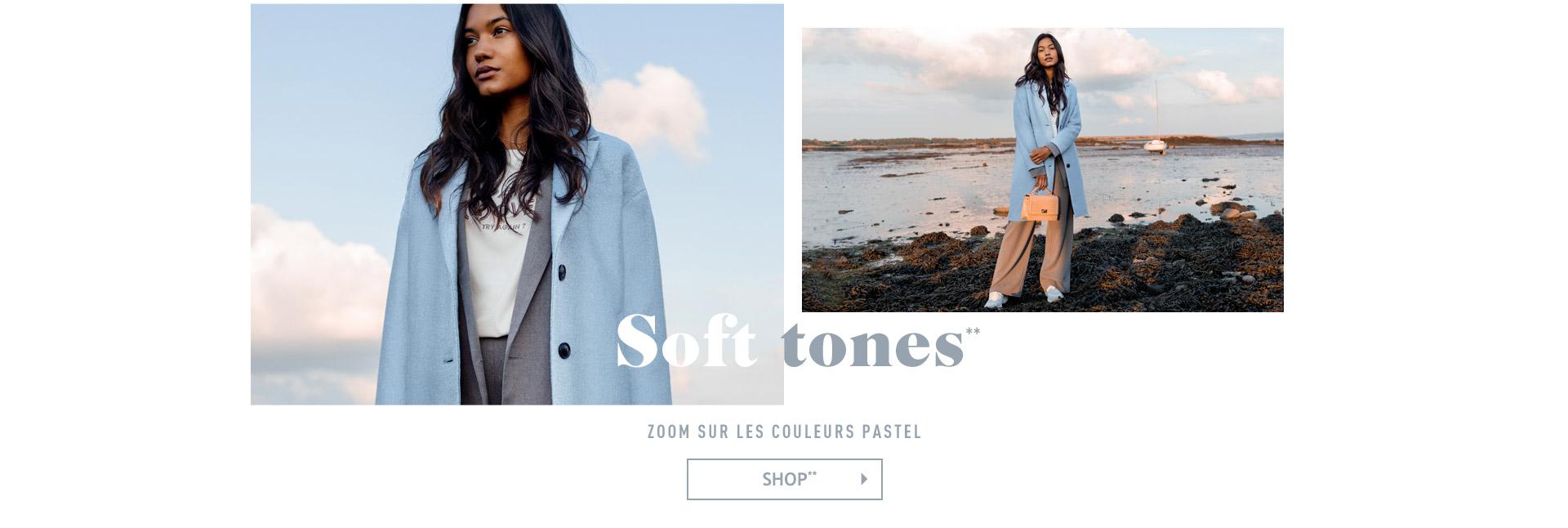 Soft tones**