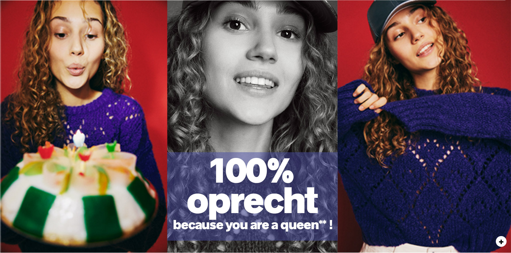 100% oprecht, because you are a queen !**