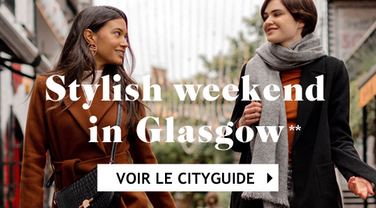 Stylish weekend in Glasgow**