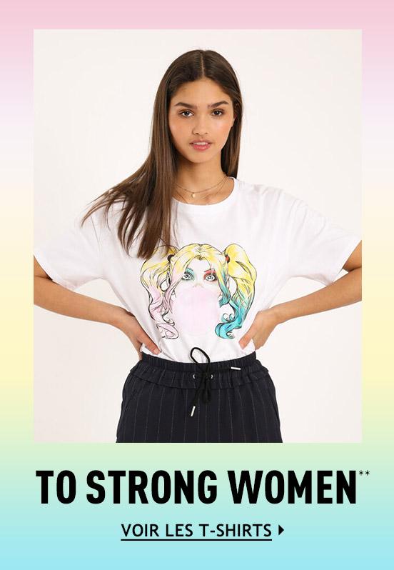 Strong women**