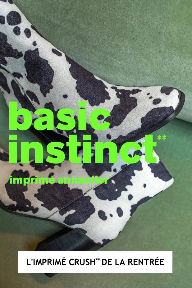 BASIC INSTINCT**