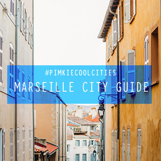 City guide à Marseille