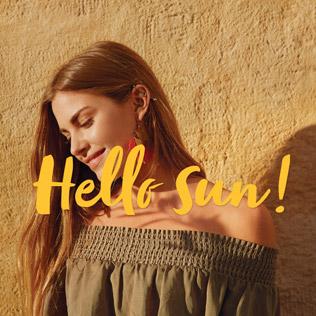 Hello, Sun !