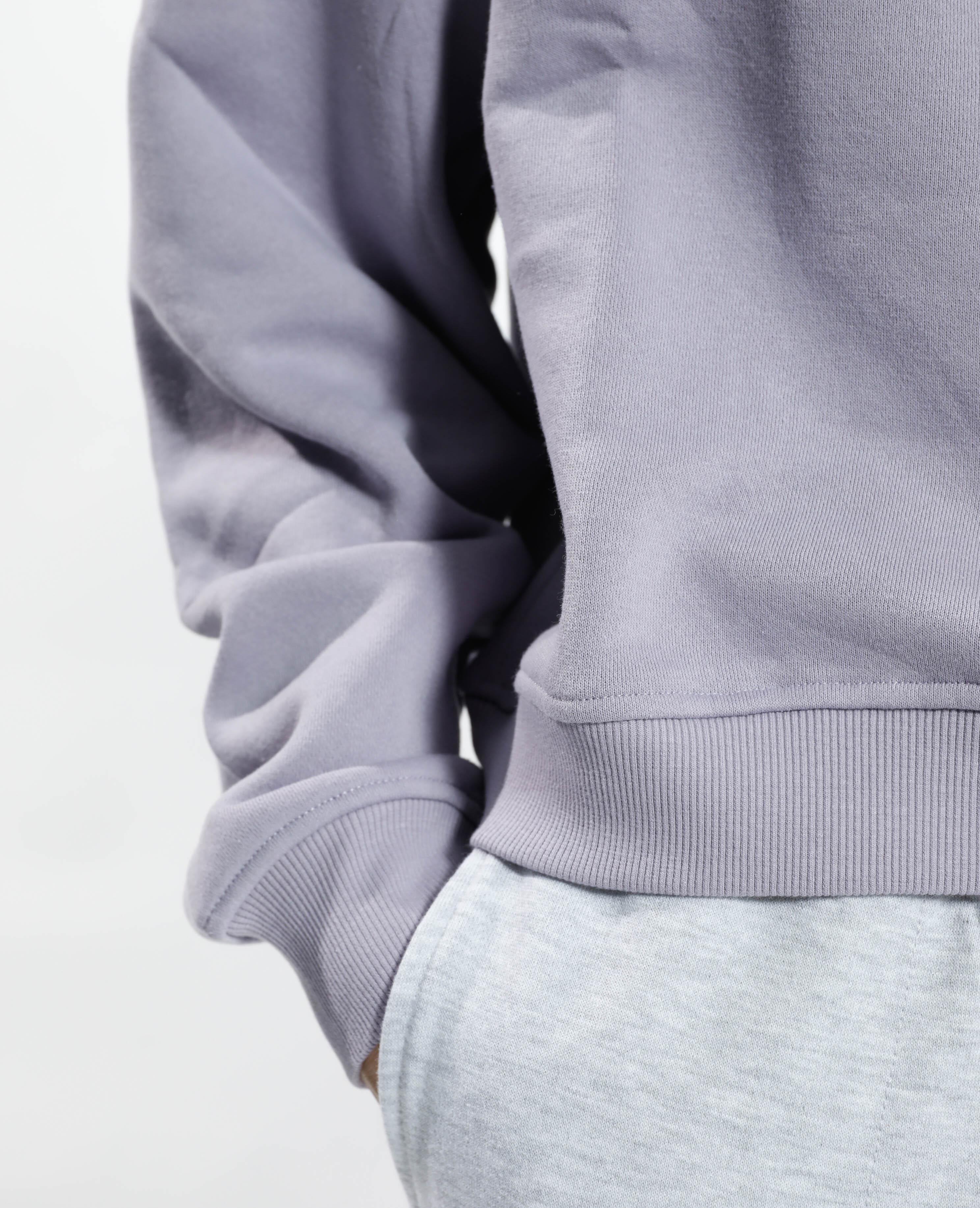 Sweat molletonné violet - Pimkie