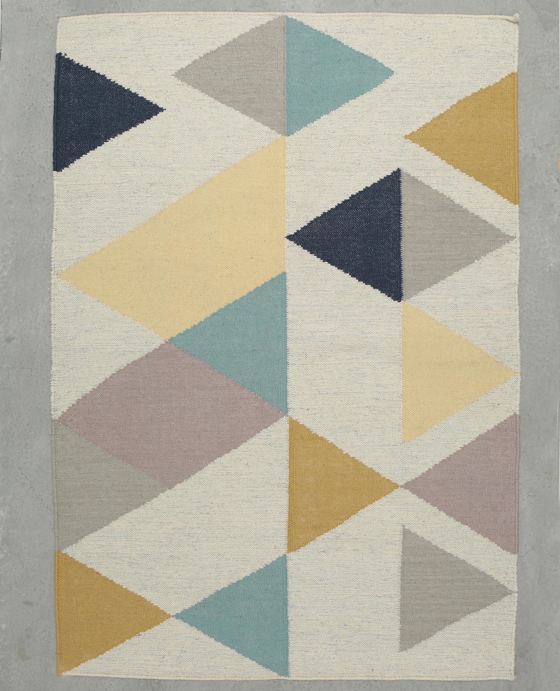 grand tapis multicolore et silver corail 902834a20i0a pimkie. Black Bedroom Furniture Sets. Home Design Ideas