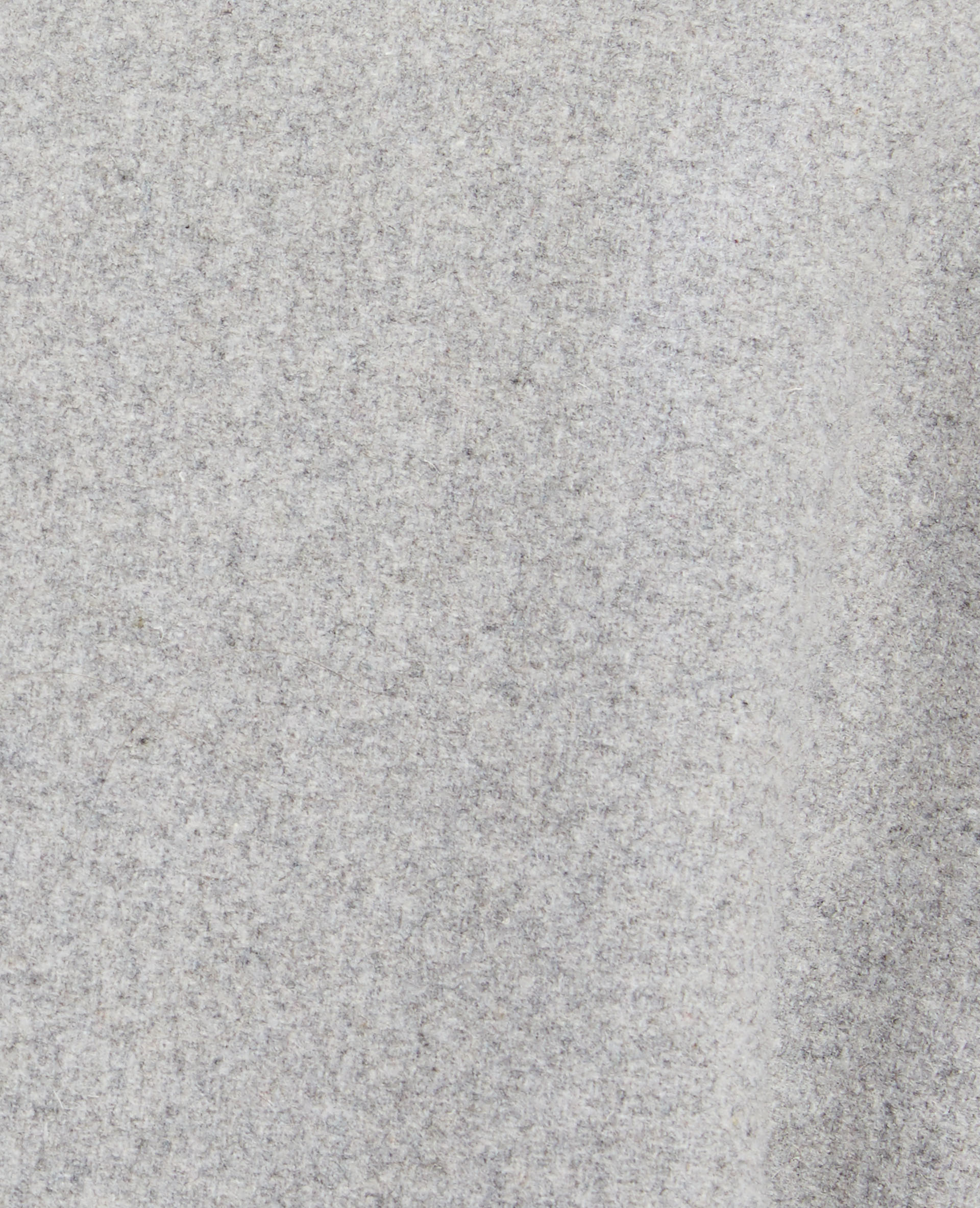Rechte jas gemêleerd grijs - Pimkie