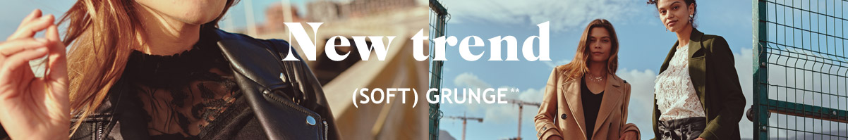 New trend (soft) grunge