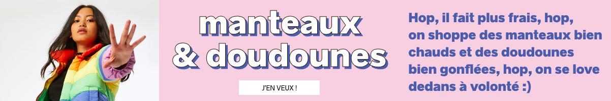 manteaux & doudounes - Pimkie