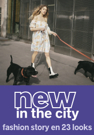New in the city