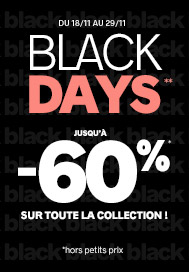 Black**