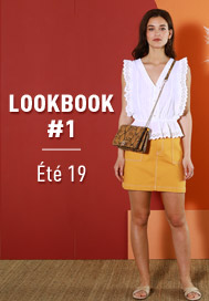 Lookbook #1 Été 19