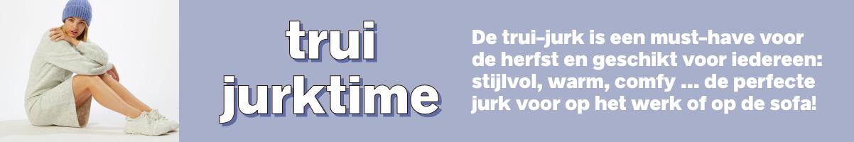 trui-jurk-time - Pimkie