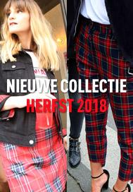 Nieuwe collectie Herfst 2018