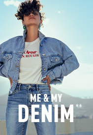 me & my denim**